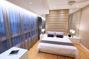 mont kiara kiara ville condo bedroom