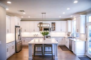 Planning for A Safe and Functional Kitchen