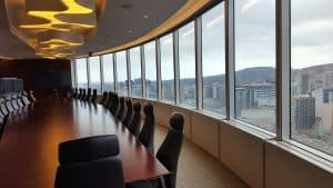 5 Things to Consider when Designing a Meeting Room.