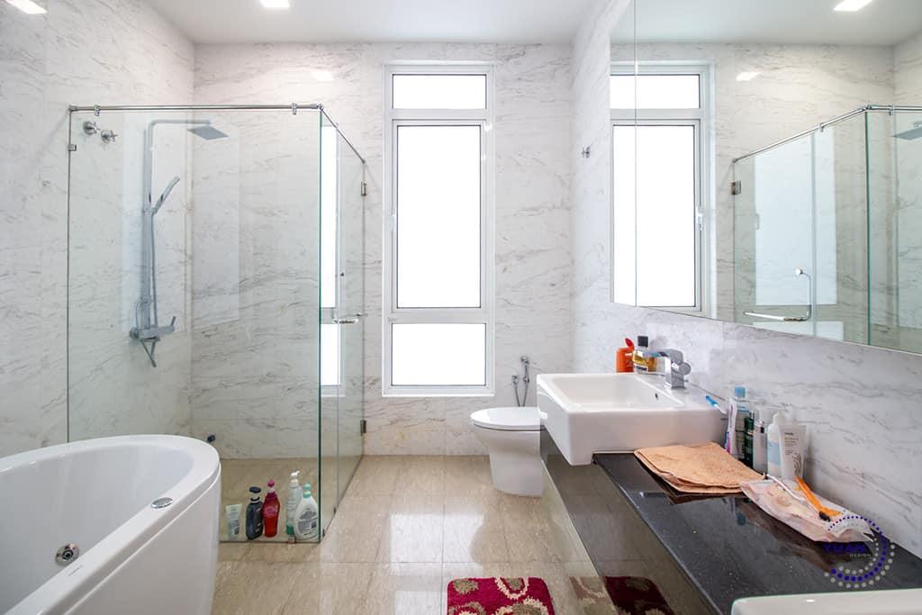 ambrosia kinrara puchong toilet