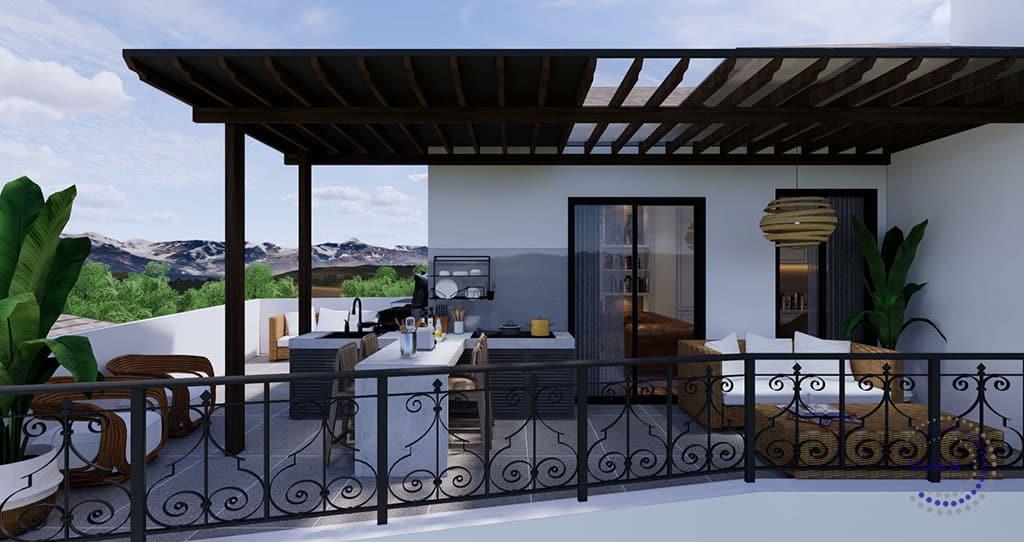 bungalow gombak e balcony (2)