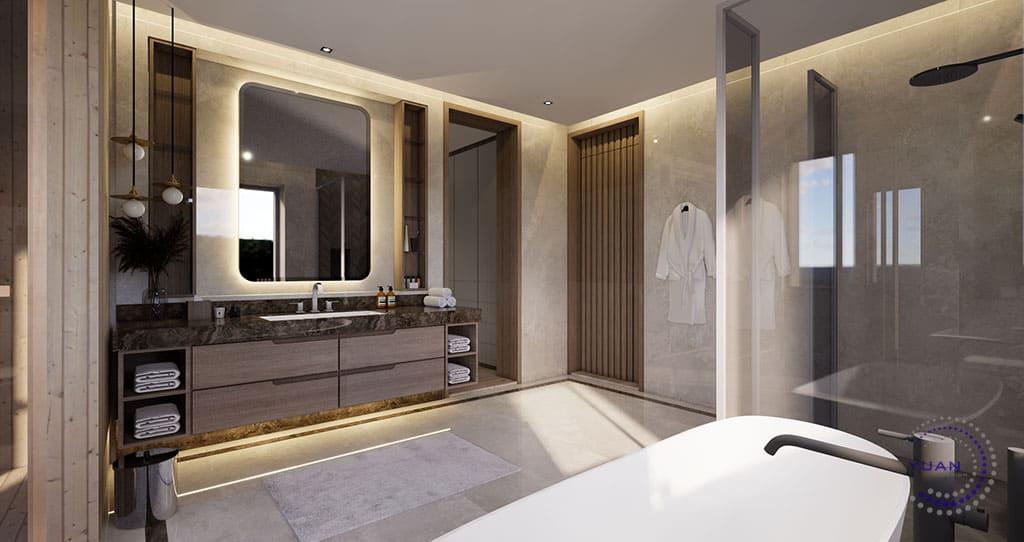 bungalow kota damansara 1f a girl bathroom (1)