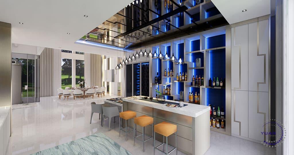 bungalow kota damansara c bar (6)