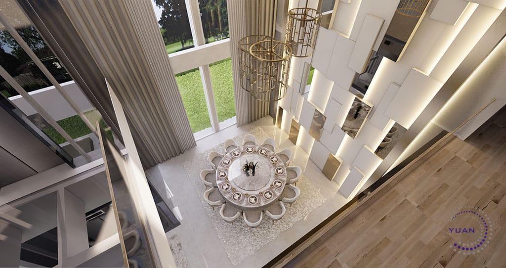 bungalow kota damansara d dining (10)