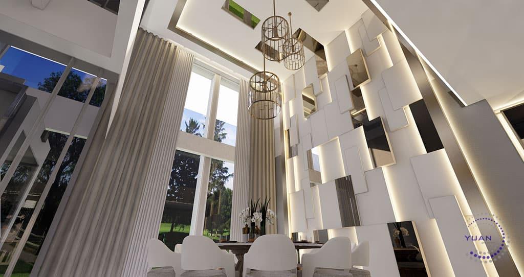 bungalow kota damansara d dining (11)