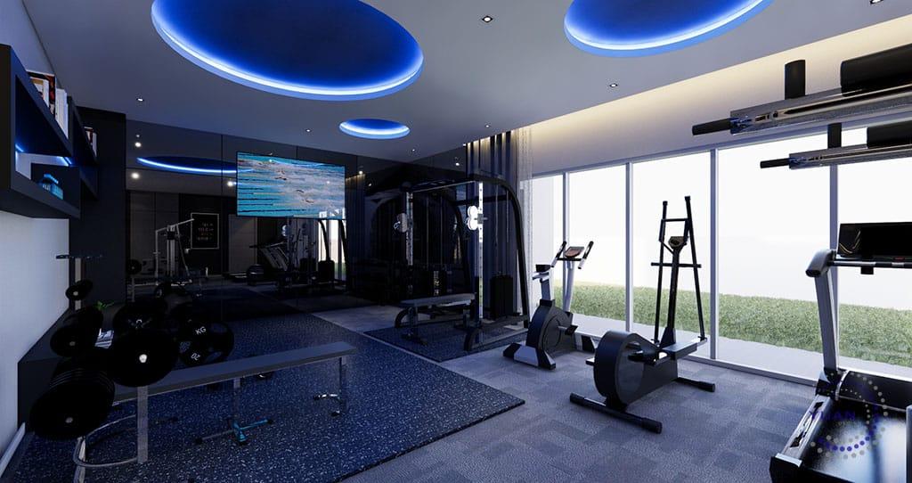 bungalow kota damansara grd f gym (2)