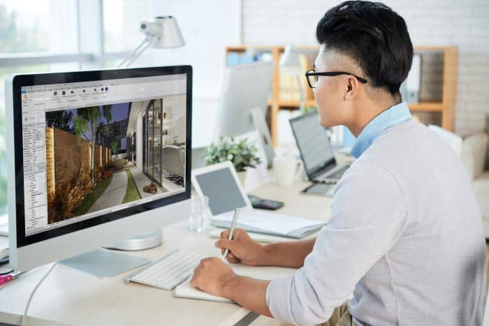 interior design services - 3d visual drawing